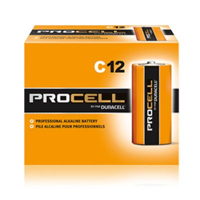 Duracell® Procell® C Batteries PC1400