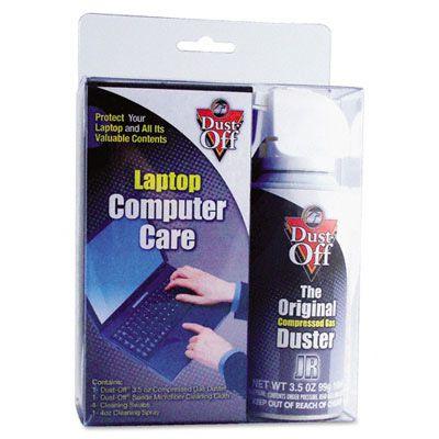 Falcon Safety Dust-Off® Laptop Computer Care Kit FALDCLT