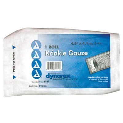 Dynarex® Krinkle Gauze Rolls 3161