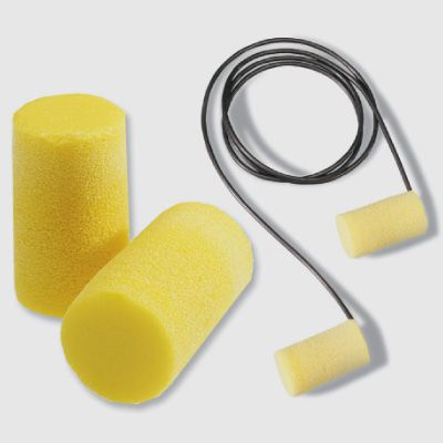 3M™ Ear Classic Foam Ear Plugs
