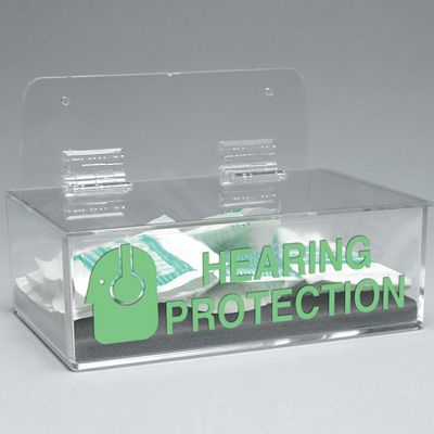 Compact Earplug Dispenser