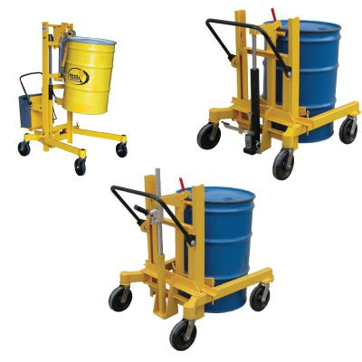 Economical Mechanical Drum Transporters