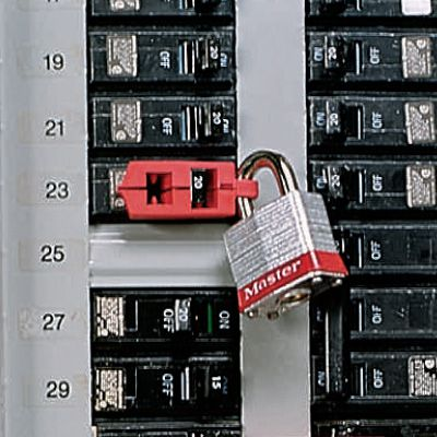 Brady® Electrical Breaker Lockouts