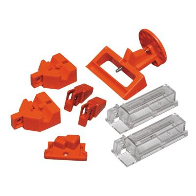 Brady Electrical Lockout Kit - Part Number - 45590 - 1/Each
