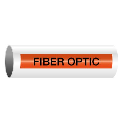 Fiber Optic - Self-Adhesive Electrical Markers