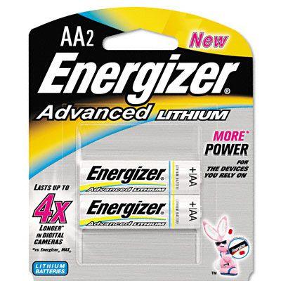 Energizer® Advanced Lithium Batteries