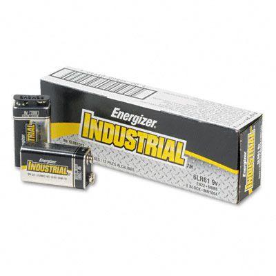 Energizer® Industrial® Alkaline Batteries