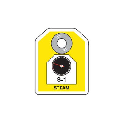 Energy Source ID Tags - Steam