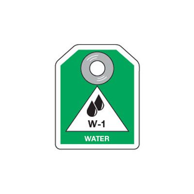 Energy Source ID Tags - Water