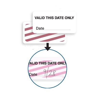 Expiring TIMEtokens® - Valid Date