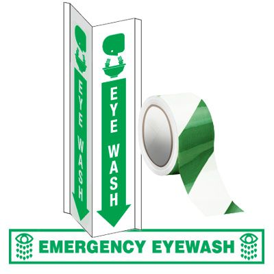 Eyewash Identification Kit