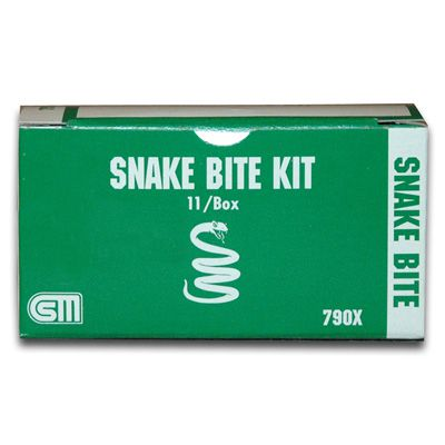 Fieldtex Snake Bite Kit 922-00088