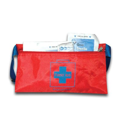 Fieldtex Flat Fanny Pack First Aid Kit 911-91301-11300