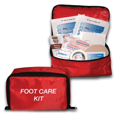 Fieldtex Foot Care Kit 911-90061