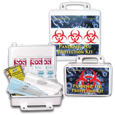 Fieldtex Pandemic Flu Kits