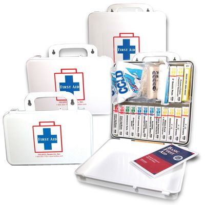 Fieldtex Plastic First Aid Kits