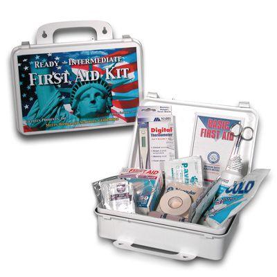 Fieldtex Ready Intermediate First Aid Kits 911-98000-18021