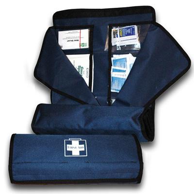 Fieldtex Roll Bag First Aid Kit 911-90625-10040