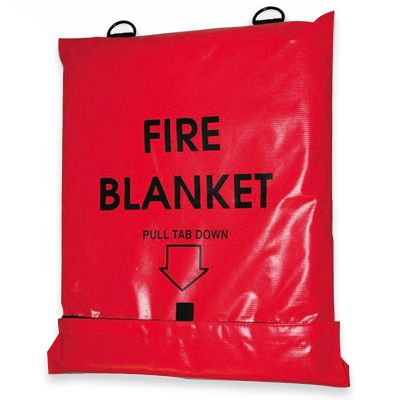 Fire Blanket and Carrying Bag 911-83700