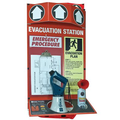Basic Fire Evacuation Stations