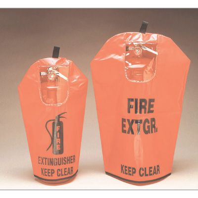 Brooks Fire Extinguisher Covers - 5 to 10 lb. Extinguishers FEC1W
