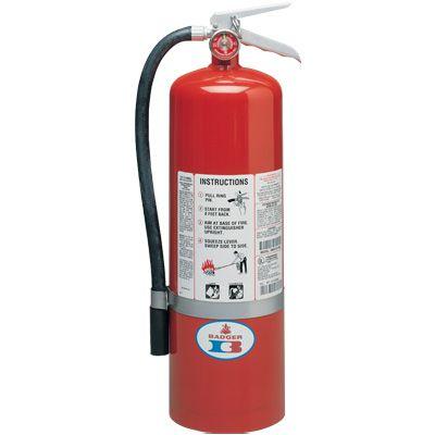 Badger Fire Extinguisher 23482