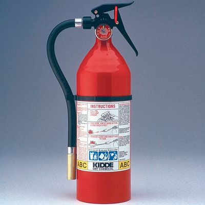 Kidde Fire Extinguisher 466204