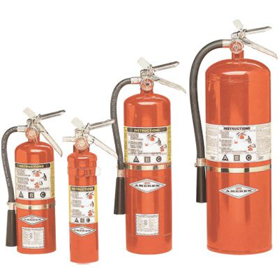 Fire Extinguishers - Multi-Purpose Dry Chemical