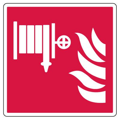 Fire Hose or Standpipe Sign