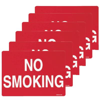No Smoking Sign Value Packs
