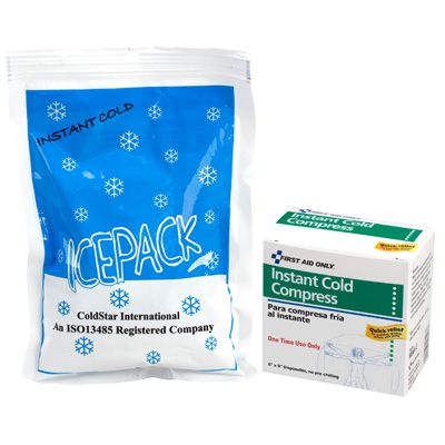 First Aid Only™ 6x9 Instant Cold Compress M564-E