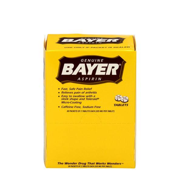 First Aid Only™ Bayer® Aspirin 12408