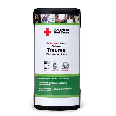 First Aid Only™ Deluxe Trauma Responder Pack RC-645