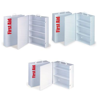 First Aid Only® Metal Industrial Cabinet