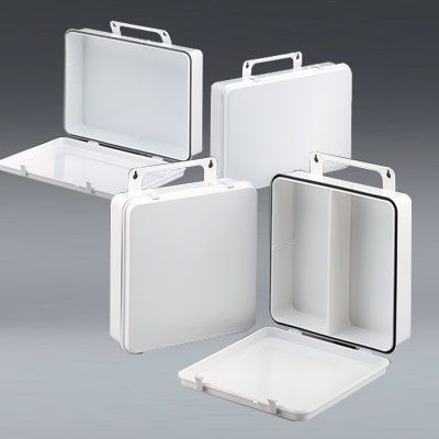 First Aid Only® Polypropylene Case with Gasket