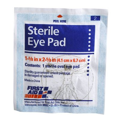 First Aid Only™ Sterile Eye Pad