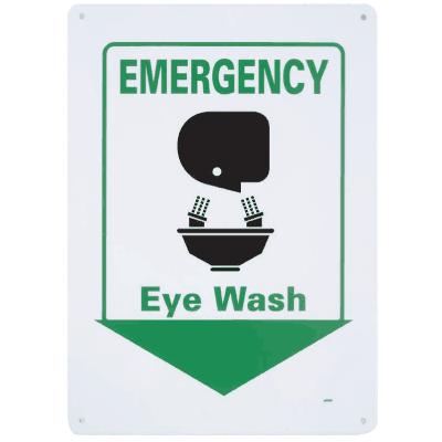 Eye Wash Signs - Emergency Eye Wash