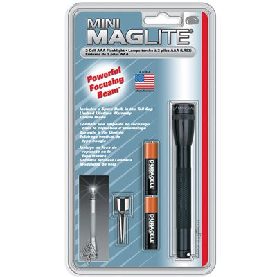 Mag-Lite MagLite Flashlights M3A016