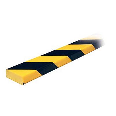 Flat Surface Bumper Guard - 2W x 13/16H x 16-2/5'L