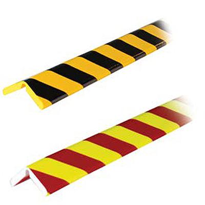 Flexible Flat Corner Protector - 2-1/6W x 1/2H x 39-2/5L