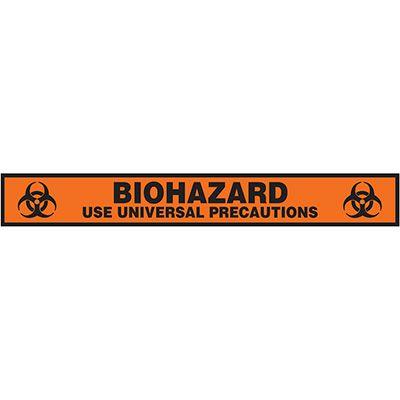 Floor Label- Biohazard Use