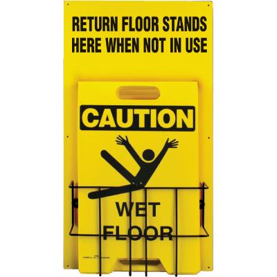 Floor Stand Holder