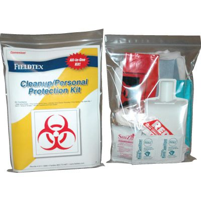 Cleanup/Personal Protection Kit 911-10995