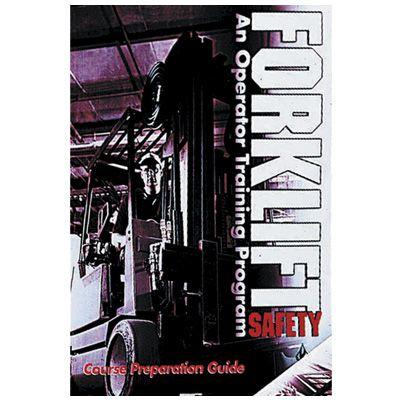JJ Keller Forklift Training Handbooks 15906, 15907
