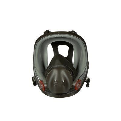 3M® Full Facepiece Respirator - 6000 Series