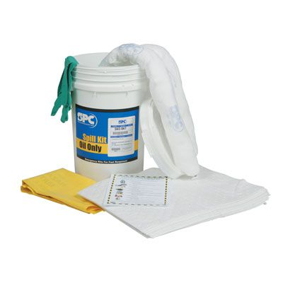 Oil-Only Portable Spill Kit