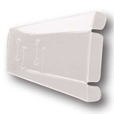 Gateway Safety Clip-On Clear Side Shields US-1E