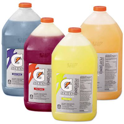 Gatorade® 1 Gallon Liquid Concentrate