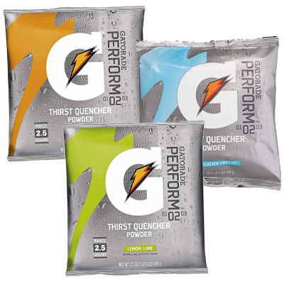 Gatorade® 2.5 Gallon Powder Mix
