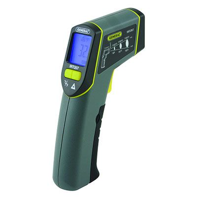 General Tools - Infrared Thermometers w/Laser IRT206